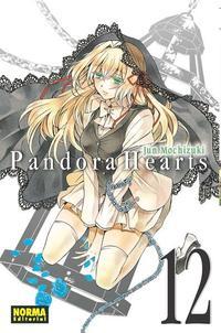 Libro PANDORA HEARTS 12