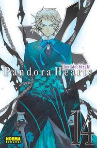 Libro PANDORA HEARTS 14