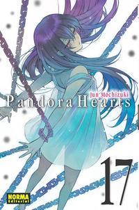 Libro PANDORA HEARTS 17
