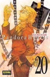 Libro PANDORA HEARTS 20