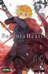 Libro PANDORA HEARTS 22