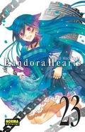 Libro PANDORA HEARTS 23