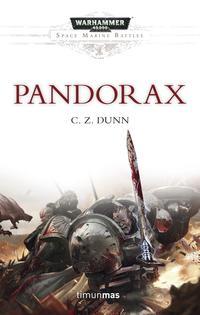 Libro PANDORAX