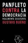 Libro PANFLETO CONTRA LA DEMOCRACIA REALMENTE EXISTENTE