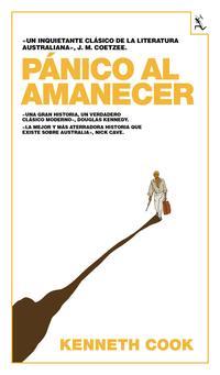 Libro PANICO AL AMANECER