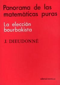 Libro PANORAMA DE LAS MATEMATICAS PURAS