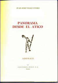Libro PANORAMA DESDE EL ATICO