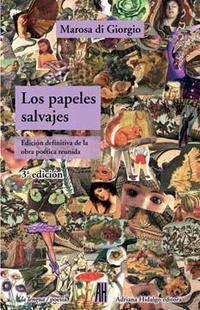 Libro PAPELES SALVAJES DEFINITIVO
