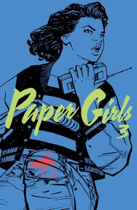 Libro PAPER GIRLS Nº 03