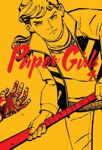 Libro PAPER GIRLS Nº 04