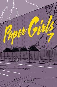 Libro PAPER GIRLS Nº 07