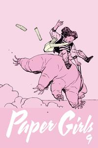 Libro PAPER GIRLS Nº 09