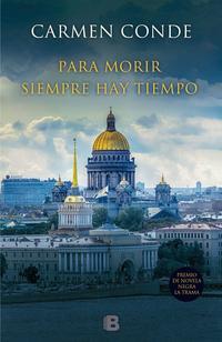 Libro PARA MORIR SIEMPRE HAY TIEMPO
