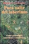 Libro PARA SALIR DEL LABERINTO