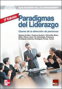 Libro PARADIGMAS DEL LIDERAZGO: CLAVES DE LA DIRECCION DE PERSONAS