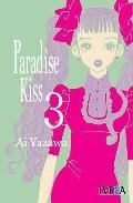 Libro PARADISE KISS Nº 3