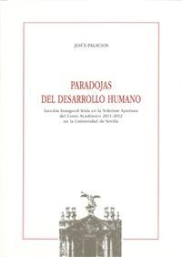Libro PARADOJAS DEL DESARROLLO HUMANO