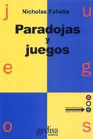 Libro PARADOJAS Y JUEGOS
