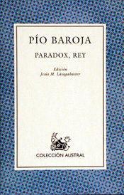 Libro PARADOX, REY