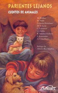 Libro PARIENTES LEJANOS: CUENTOS DE ANIMALES