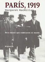 Libro PARIS 1919: SEIS MESES QUE CAMBIARON EL MUNDO