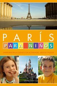 Libro PARIS PARA NIÑOS