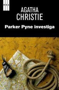 Libro PARKER PYNE INVESTIGA