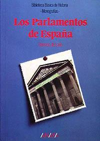Libro PARLAMENTOS DE ESPAÑA, LOS
