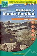 Libro PARQUE NACIONAL DE ORDESA Y MONTE PERDIDO
