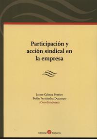 Libro PARTICIPACIÓN Y ACCIÓN SINDICAL EN LA EMPRESA