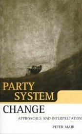 Libro PARTY SYSTEM CHANGE: APPROACHES AND INTERPRETATIONS