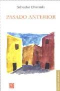 Libro PASADO ANTERIOR