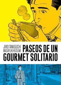 Libro PASEOS DE UN GOURMET SOLITARIO