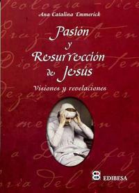 Libro PASIÓN Y RESURRECCIÓN DE JESÚS