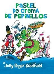 Libro PASTEL DE CREMA DE PEPINILLO