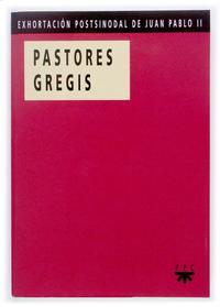 Libro PASTORES GREGIS