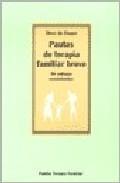 Libro PAUTAS DE TERAPIA FAMILIAR BREVE UN ENFOQUE ECOSISTEMICO