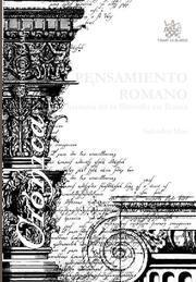Libro PENSAMIENTO ROMANO: UNA HISTORIA DE LA FILOSOFIA EN ROMA