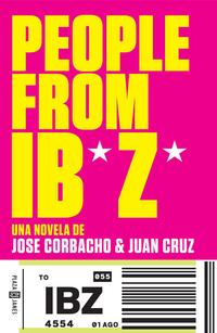 Libro PEOPLE FROM IBIZA