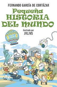 Libro PEQUEÑA HISTORIA DEL MUNDO