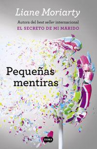 Libro PEQUEÑAS MENTIRAS