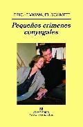 Libro PEQUEÑOS CRIMENES CONYUGALES