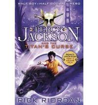 Libro THE TITAN S CURSE (PERCY JACKSON & THE OLIMPIANS 3)