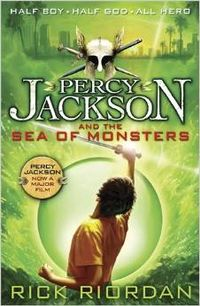 Libro THE SEA OF MONSTERS (PERCY JACKSON & THE OLYMPIANS #2)