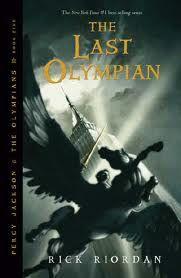 Libro LAST OLYMPIAN (PERCY JACKSON & THE OLYMPIANS 5)