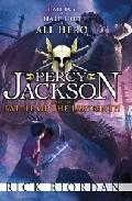 Libro PERCY JACKSON AND THE BATTLE OF THE LABYRINTH