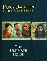Libro PERCY JACKSON AND THE OLYMPIANS: THE ULTIMATE GUIDE