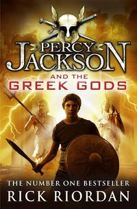 Libro PERCY JACKSON S GREEK MYTHS 1: PERCY JACKSON AND THE GREEK GODS