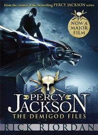 Libro PERCY JACKSON: THE DEMIGOD FILES