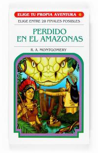 Libro PERDIDO EN EL AMAZONAS